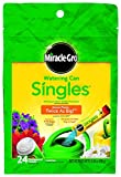 Miracle-Gro 1013203 Watering Can Singles All Purpose Water Soluble Plant Food, 24-8-16, 24-Pack (2)