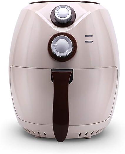 3,6 litros 1350 W sin aceite Hoepaid Freidora de aire caliente con pantalla t/áctil digital LED f/ácil de limpiar
