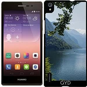 Funda para Huawei AscendP7 - Vista Malerwinkel Königssee by UtArt