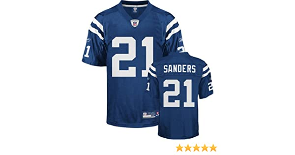 best service 0c5d2 901ed reebok indianapolis colts bob sanders 21 white replica ...
