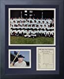 Legends Never Die 1962 New York Yankees Framed Photo Collage, 11x14-Inch