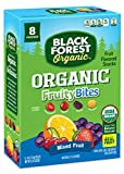 Black Forest Organic Fruity Bites Mixed Fruit Snacks, 0.8 Ounce Bag, 8 Count For Sale