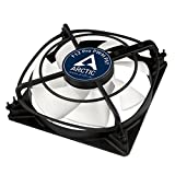 ARCTIC F12 PRO PWM PST - 120mm Fluid Dynamic Bearing Low Noise PWM Controlled Case Fan with PWM Sharing Technology (PST) Feature & Anti-Vibration System