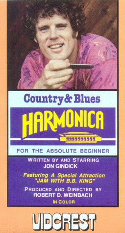 Country & Blues Harmonica for the Absolute Beginner [VHS]