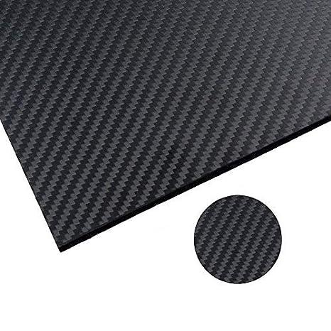 Real 3K Carbon fiber board plate sheet panel 400*500mm Details about  / 0.5~10mm T