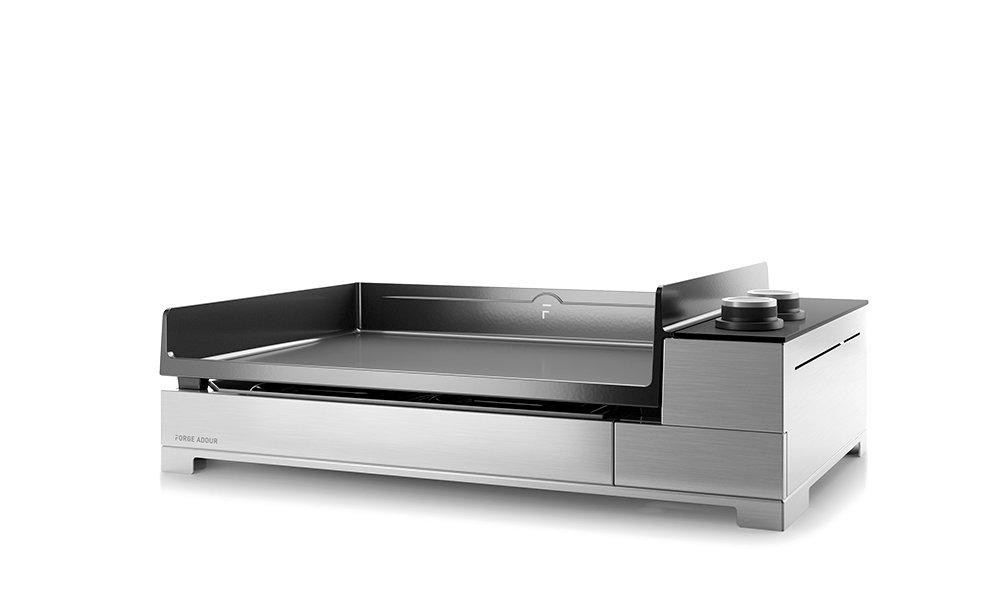 Forge Adour Premium 60 - Plancha de Gas (Acero Inoxidable ...