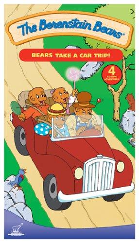 Berenstain Bears: Bears Take a Car Trip [VHS]