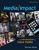 Bundle: Media/Impact, 9th + Mass Communications Resource Center Printed Access Card : Media/Impact, 9th + Mass Communications Resource Center Printed Access Card, Biagi and Biagi, Shirley, 0495790826