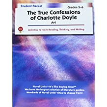 True Confessions of Charlotte Doyle - Student Packet by Novel Units, Inc.