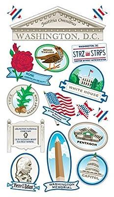 Sticko Washington DC Stickers