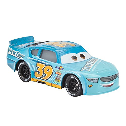 Disney Pixar Cars 3 Buck Bearingly Vehicle