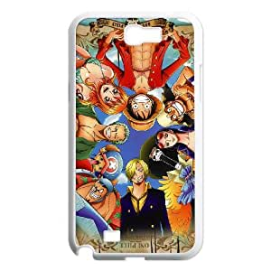 Samsung Galaxy N2 7100 Cell Phone Case White ONE PIECE S4752795
