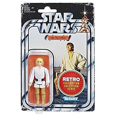 Star Wars Retro Collection 2020 Episode IV: A New Hope Luke Skywalker: Toys & Games