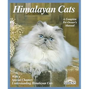 Himalayan Cats (Complete Pet Owner's Manuals) 16