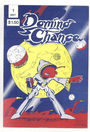 Domino Chance comic book