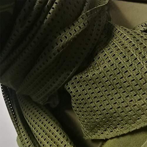 YAOBAO Filet De Camouflage, Filet Tactique en Filet Camo Écharpe Sniper Voile, Camouflez Votre Cou, Votre Visage Et… 7