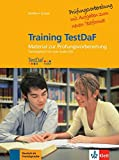 Training Testdaf: Trainingsbuch Zu Testdaf - Buch MIT 2 Cds (German Edition)