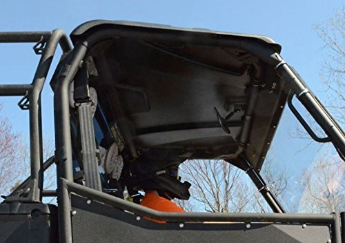 900 Diesel 700//800 SuperATV Plastic Roof for Polaris Ranger Full Size 500//570 See Fitment 6x6 Easy to Install!