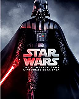 Star Wars: The Complete Saga (Bilingual) [Blu-ray] (B013P2POSC) | Amazon price tracker / tracking, Amazon price history charts, Amazon price watches, Amazon price drop alerts