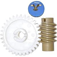 HQRP Engranaje impulsor y engranaje helicoidal para Craftsman