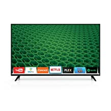 VIZIO D55-D2 55-Inch 1080p LED Smart TV (2016 Model)