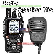 Wouxun KG-UV8D Duplex Repeater 136-174/400-480MHz+Speaker Mic