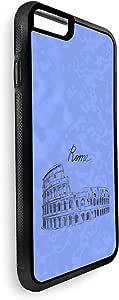 ديكالاك غطاء ايفون 8 بلس بتصميم معالم عالمية - الكولوسيوم