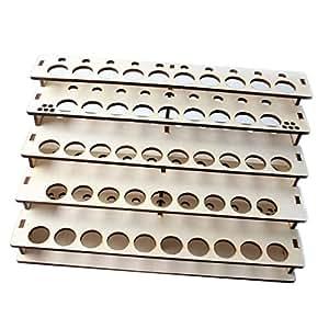 Baoblaze Model Paint Storage Rack. (Vallejo, Citadel, Humbrol, Foundry, Model Color)