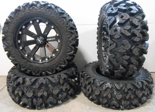 Bundle Items Black Wheels Pattern