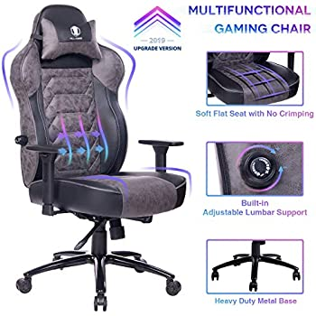 Amazon Com Morfan Gaming Chair Large Size Massage
