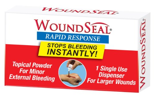 Pac-Kit by First Aid Only 90359 Woundseal Rapid Response ...