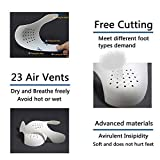 2 Pair -Men Sneaker Shields Protector Against