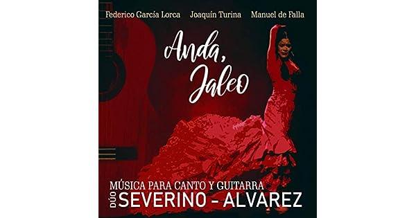 Amazon.com: Siete Canciones Españolas: V. Nana: Dúo Severino ...