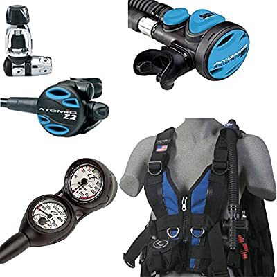 Zena Zeagle/Atomic Z2/SS1 Scuba Package