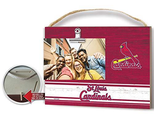 - KH Sports Fan Clip It Colored Logo Photo Frame St. Louis Cardinals
