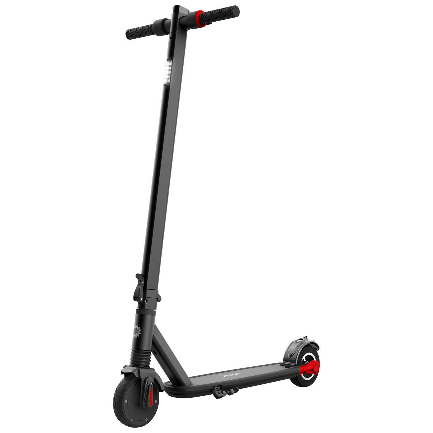 Lightweight and Portable Jetson Element Folding Electric Scooter with LED Headlight for Teens and Adults