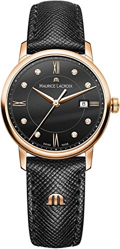 Maurice Lacroix Eliros EL1094-PVP01-350-1 Wristwatch for women with genuine diamonds
