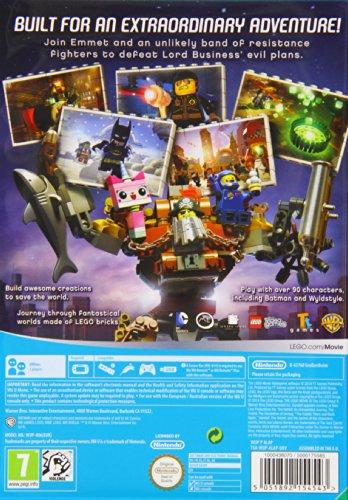 Lego Wii U Games : The lego movie video game nintendo wii u uk