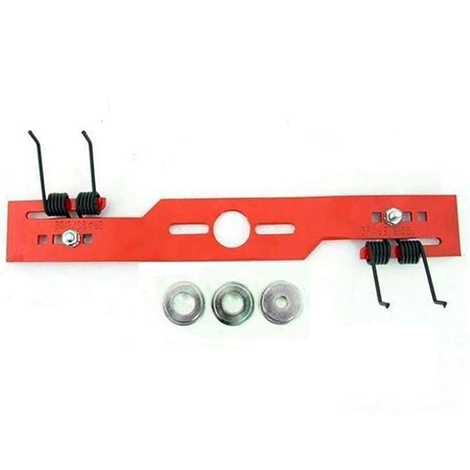 Kit de escarificador universal para cortacésped de 40 cm, diámetro ...