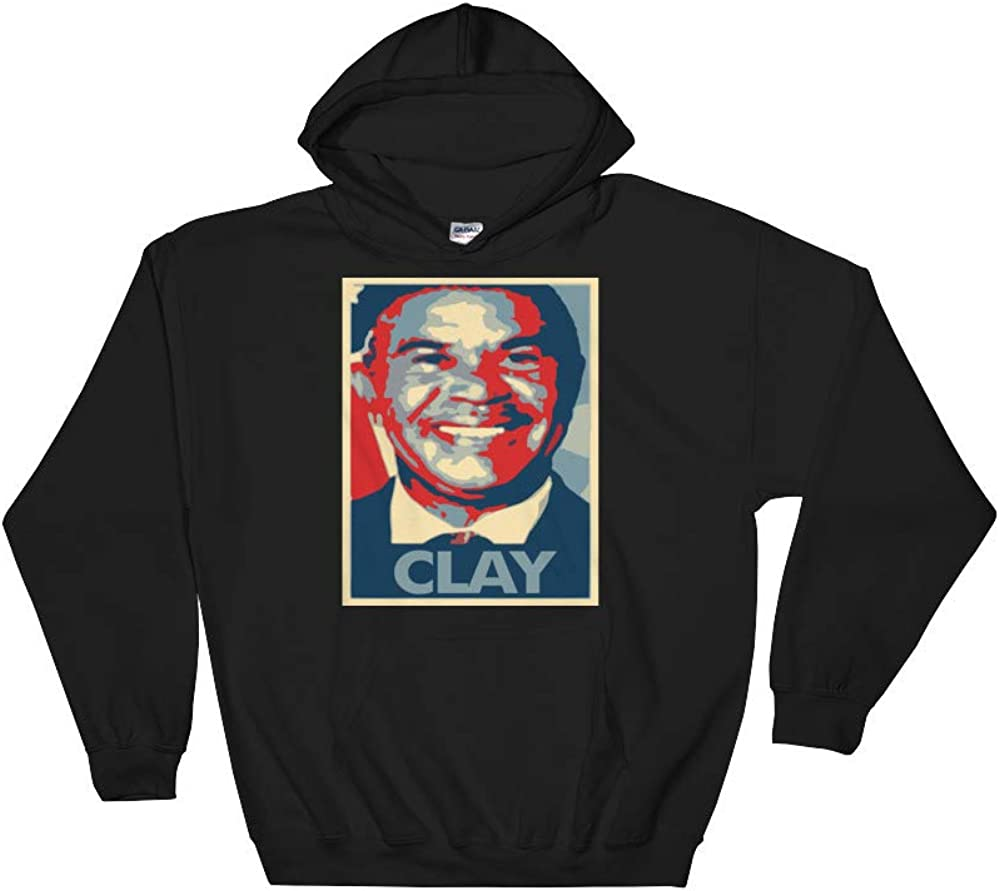 Stachimals Political Parody with Lacy Clay Hoodie