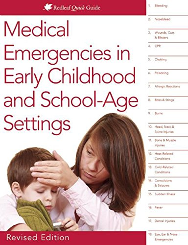 Medical Emergencies in Early Childhood and School-Age Settings (Readleaf Quick Guide)