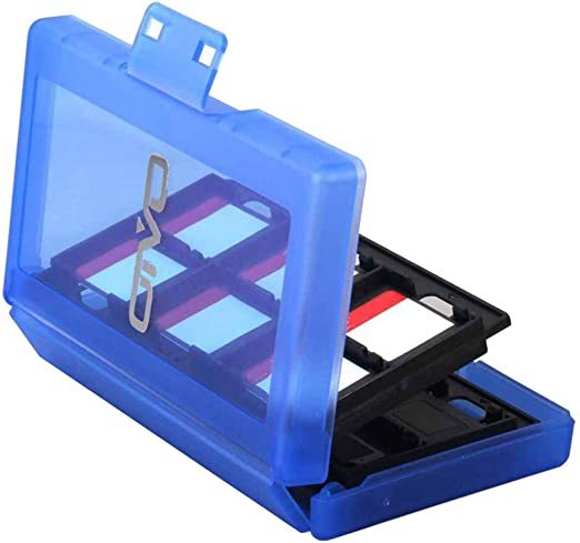 quysvnvqt - Caja de Almacenamiento para Nintendo Switch, Color ...