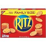 Ritz Original Crackers - Family Size, 20.6 Ounce