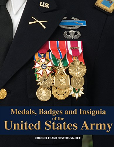 Medals, Badges and Insignia of the United States Army