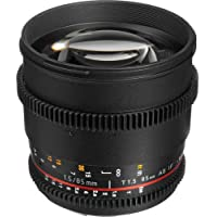 Relaunch Aggregator SLY85VDN THE HIGH-POWER 85MM T1.5 PORTRAIT CINE LENS FOR NIKON DSLR CAMERAS IS AN EXCELLE