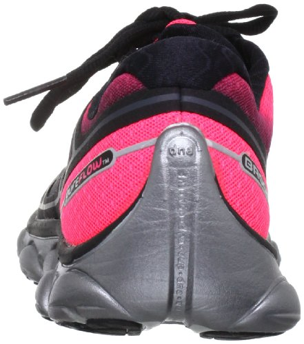 Brooks Damen Pureflow2 Black Pink White Silver Rosa Pumps vwvT5n7qr