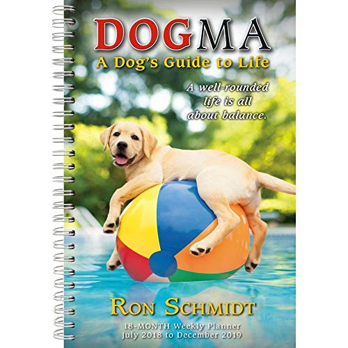 Dogma 2019 18-Month Weekly Planner