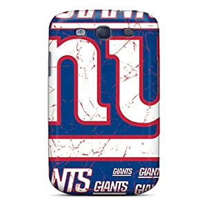 DustinFrench Galaxy S3 Durable Hard Phone Cases Custom Nice New York Giants Pictures [gIw1431CIBP]