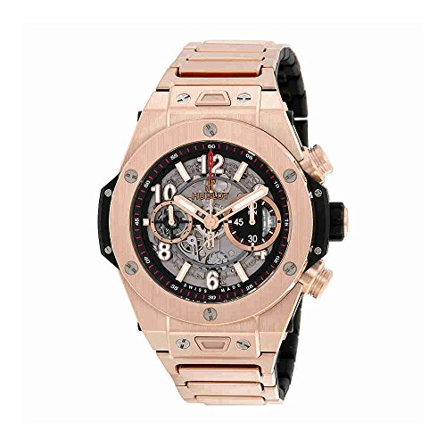 Hublot Big Bang UNICO King Gold Men's Automatic Chronograph - 411.OX.1180.RX ()