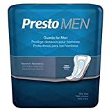 Presto Guards for Men, Maximum Absorbency, 12'' Part No. BCM31300 Qty Per Case